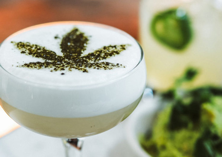 marijuana cocktail