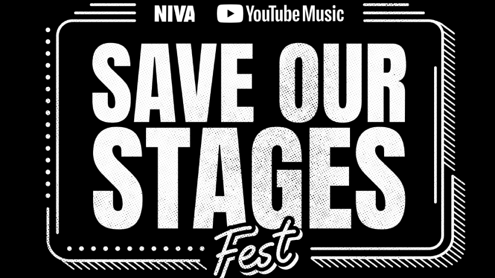 Save Our Stage Festival logo